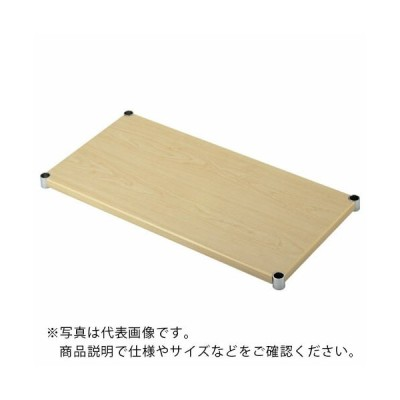TRUSCO スチール製メッシュラック用木製棚板 592X442 ( MEW-24S ) トラスコ中山(株)