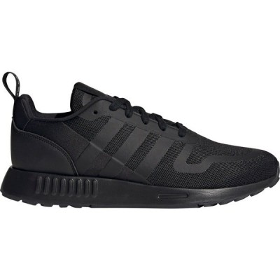 アディダス スニーカー シューズ メンズ adidas Originals Men's Multix Shoes Black/Black/Black