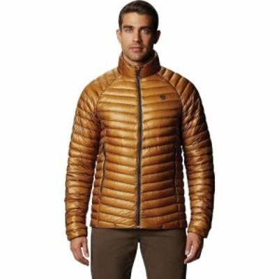 マウンテンハードウェア Mountain Hardwear メンズ ダウン・中綿ジャケット アウター Ghost Whisperer/2 Jacket Golden Brown