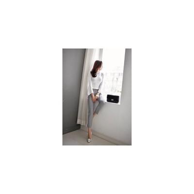 パンツ レディース スラックス きれいめ 通勤 40代 50代 ファッション 2018 春夏 新作