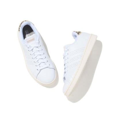 ロペピクニックパサージュ/【adidas】ADVANCOURT LEAW/ホワイト/23.5