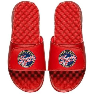 アイスライド レディース サンダル シューズ Indiana Fever ISlide Women's Primary Logo Slide Sandals