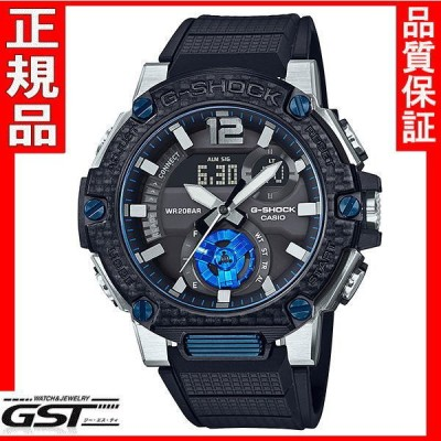 カシオGST-B300XA-1AJFジーショック「G-STEEL」