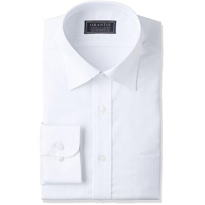 【山喜オフィシャル】 ORANTIS 長袖ワイドカラーワイシャツ メンズ ブルー2 4988 YAMAKI official