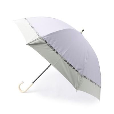 SOUP(スープ) Wpc. バードゲージバイカラー晴雨兼用パラソル(長傘)