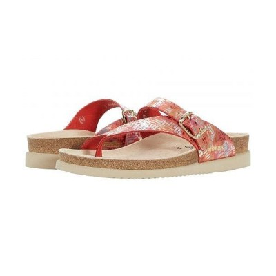 Mephisto メフィスト レディース 女性用 シューズ 靴 サンダル Helen - Coral Chevron