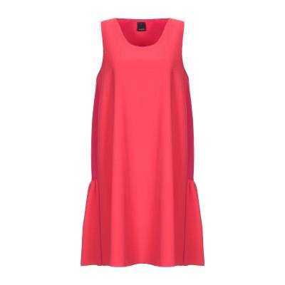 ピンコ PINKO ミニワンピース&ドレス レッド 38 ポリエステル 100% ミニワンピース&ドレス