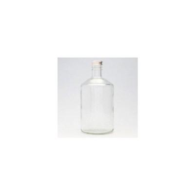 ガラス瓶 酒瓶 焼酎瓶 透明 TSE720STD 720ml-3本セット- shochu bottle