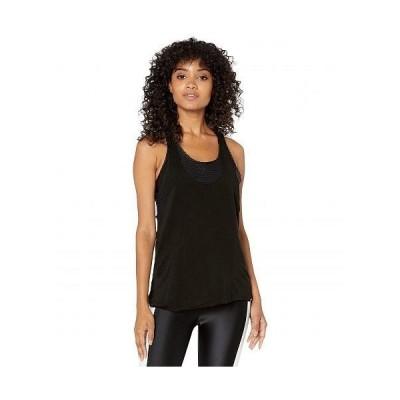 Koral レディース 女性用 ファッション アクティブシャツ Villa Tank - Black