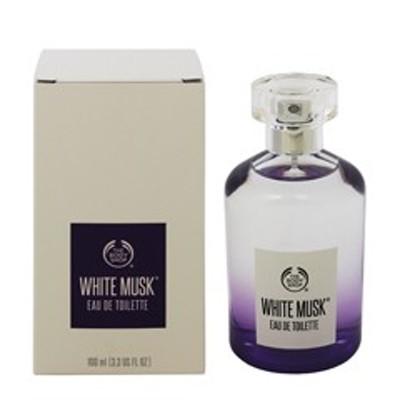 【香水 ザ・ボディショップ】THE BODY SHOP ホワイトムスク EDT・SP 100ml 香水 フレグランス WHITE MUSK