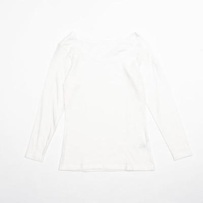 イグニオ IGNIO レディース 長袖インナーシャツ IG-9C27300TL (ホワイト)