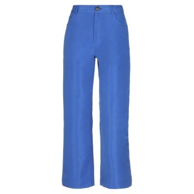 マルニ MARNI パンツ ブルー 38 ポリエステル 100% パンツ