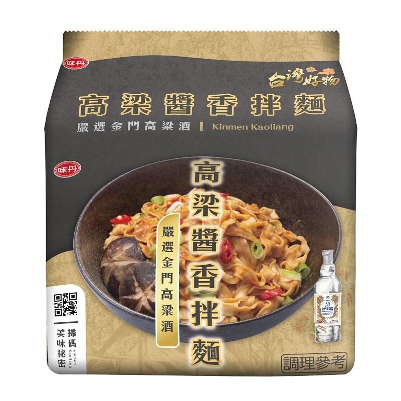 臺灣好物金門高粱醬香拌麵90g