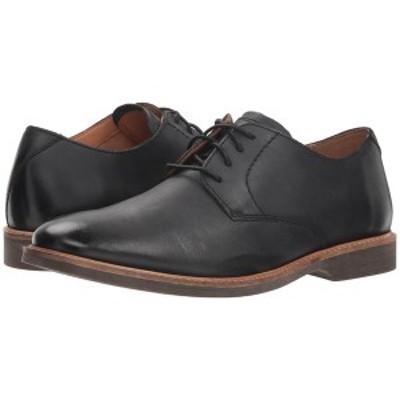 クラークス メンズ ドレスシューズ シューズ Atticus Lace Black Leather