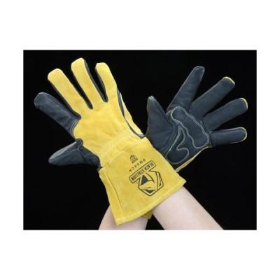ESCO [L] 溶接用革手袋(耐切創) EA353AT-122