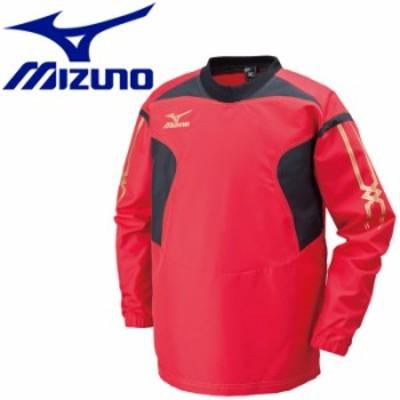 ミズノ ラグビー タフブレーカーシャツ メンズ R2ME600162