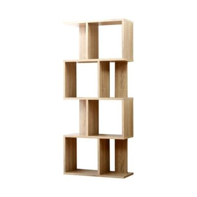 S字ディスプレイラック 書棚・本棚・ブックシェルフ, Bookshelfs(ニッセン、nissen)