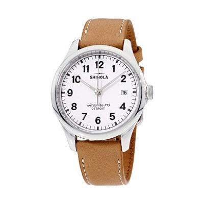 Shinola The Vinton Quartz Movement White Dial Ladies Watch S0120141282 並行輸入品