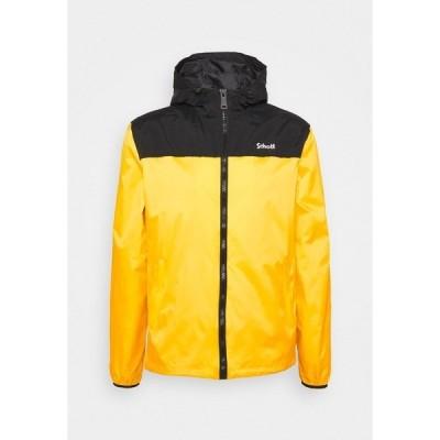 スコット ジャケット&ブルゾン メンズ アウター MAINE - Summer jacket - yellow
