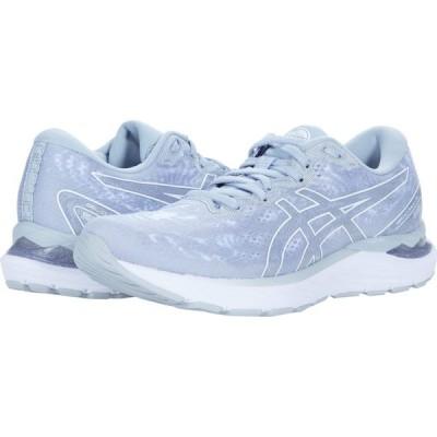 アシックス ASICS レディース ランニング・ウォーキング シューズ・靴 GEL-Cumulus 23 Piedmont Grey/White