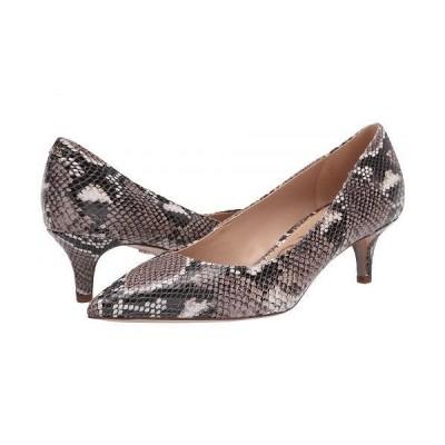 Sam Edelman サムエデルマン レディース 女性用 シューズ 靴 ヒール Dori - Taupe Exotic Snake Print Leather