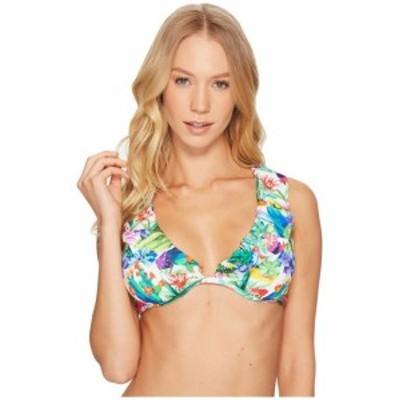 Nanette Lepore ナネットレポー 水着 一般 Cactus Heartbreaker Underwire Bikini Top