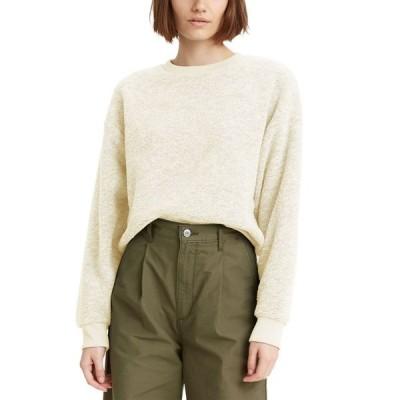 リーバイス レディース ニット・セーター アウター Meadow Fleece Crewneck Sweater