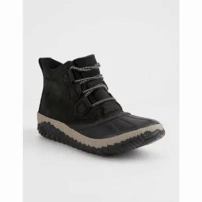 ソレル ブーツ Out N About Plus s Boots Black