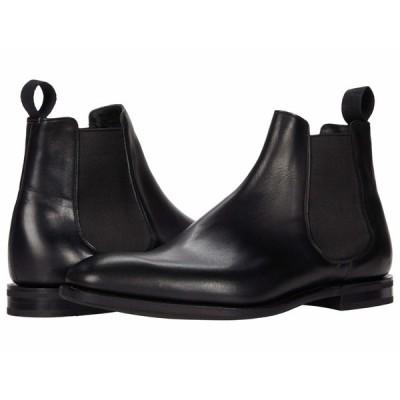 チャーチ ブーツ&レインブーツ シューズ メンズ Prenton Boot Black Natural Calf