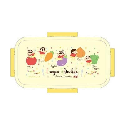 ティーズファクトリー 日本製 ふわっと ランチボックス クレヨンしんちゃん ベジタブル 530ml 18.6×10.8×6.2cm