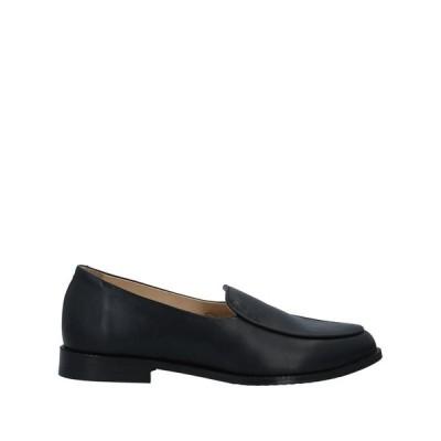 ロイヤルリパブリック ROYAL REPUBLIQ  レディース モカシン 靴 ブラック