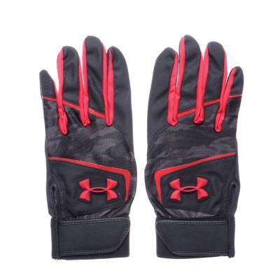 アンダーアーマー UNDER ARMOUR メンズ 野球 バッティング用手袋 UA Clean Up VIII Batting Glove 1354261