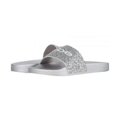 Bebe べべ レディース 女性用 シューズ 靴 サンダル Fraida - Silver