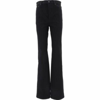 バレンシアガ Balenciaga レディース ジーンズ・デニム ボトムス・パンツ Five Pockets Cotton Jeans Black