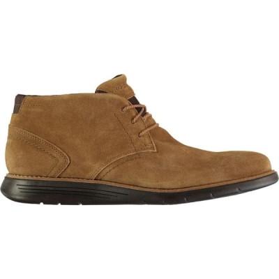 ロックポート Rockport メンズ ブーツ チャッカブーツ シューズ・靴 Chukka Boots Burnt Sugar