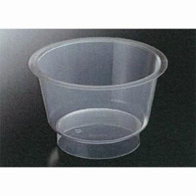 【送料無料】デザートカップ PP71パイ-85M 1600個 _デザート容器_プラスチック容器_
