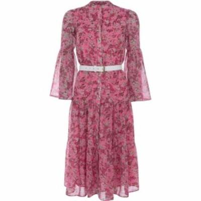 マイケル コース MICHAEL Michael Kors レディース ワンピース ワンピース・ドレス Bloom Dress Hibiscus