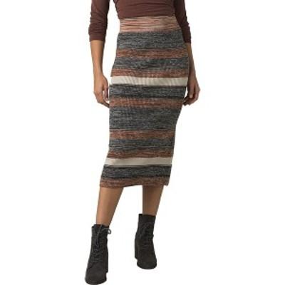 プラーナ レディース ワンピース トップス Acadia Skirt - Women's Magnet Grey