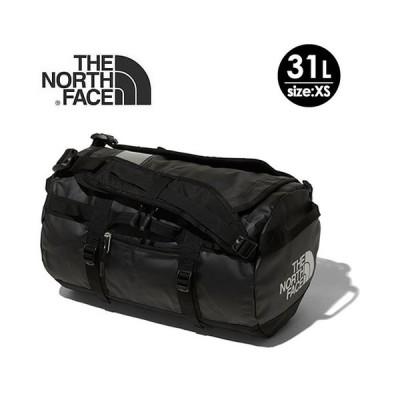 ノースフェイス ダッフルバッグ カバン ダッフル ボストンバッグ THE NORTHFACE NM81816 BC DUFFEL XS BCダッフルXS 31L ボストン バッグ 黒  0301