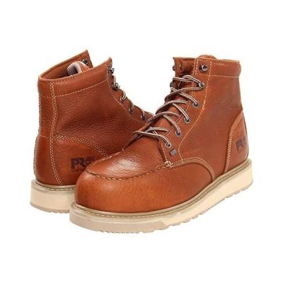 ティンバーランド Barstow Wedge Alloy Safety Toe メンズ ブーツ Rust