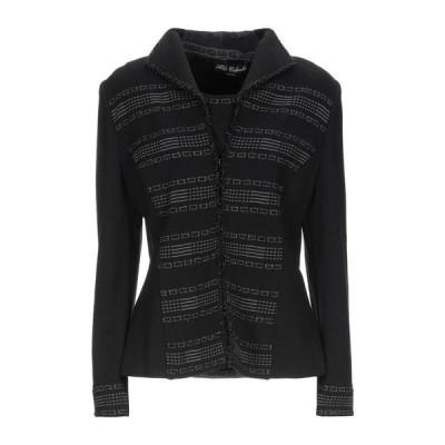 ALDO COLOMBO ニットアンサンブル ファッション  レディースファッション  トップス  ニット、セーター  長袖 ブラック