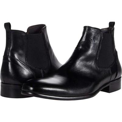 Massimo Matteo Almansa Chelsea Boot メンズ ブーツ Black