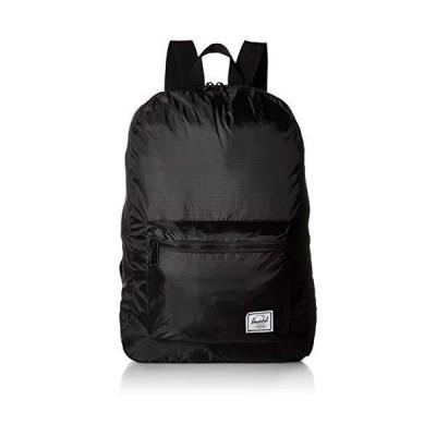 Herschel Packable Casual Daypack, BlackBlack, 17.75 x 12.5, 24.5L