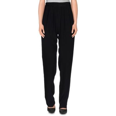 BA&SH パンツ ブラック 1 レーヨン 100% パンツ