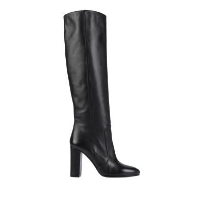 NINA 14.7 ブーツ ブラック 35 革 ブーツ