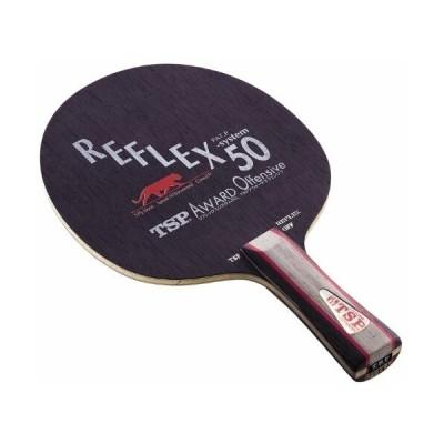 ティーエスピー(TSP) 卓球 ラケット アウォード オフェンシブ シェークハンド 攻撃用 5枚合板 フレア 022424
