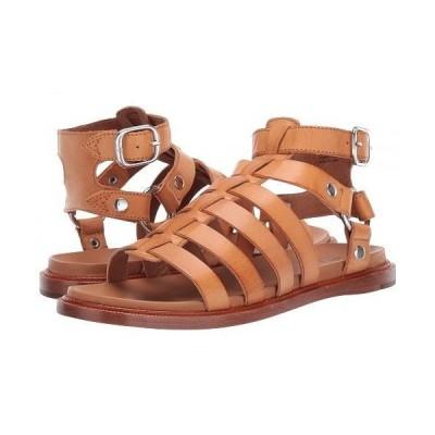 Frye フライ レディース 女性用 シューズ 靴 サンダル Alexa Gladiator - Tan