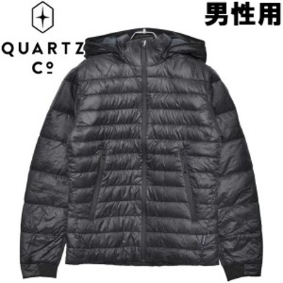 クオーツ コー LANS 男性用 QUARTZ Co. 37610 メンズ ライトダウンジャケット(01-21730020)