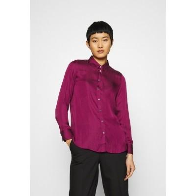 バナナ リバブリック シャツ レディース トップス DILLON SOFT  - Button-down blouse - raspberry