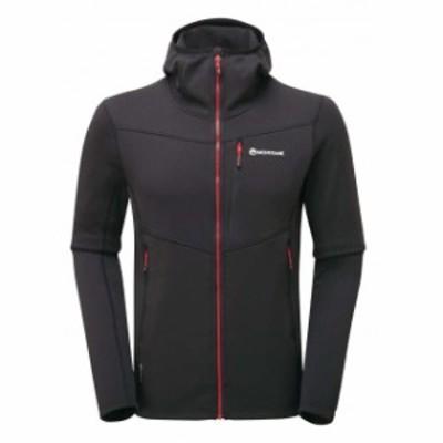 montane モンテイン アウトドア 男性用ウェア フリース montane iridium-hoodie